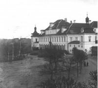 RYCHNOVSKO NA HISTORICKÝCH FOTOGRAFIÍCH