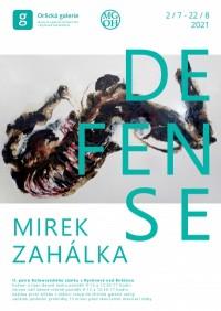 """MIROSLAV ZAHÁLKA / DEFENSE"""